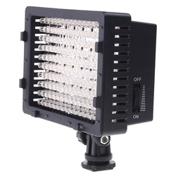 CN-160 LED Video Light Camera 
