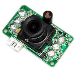 LS JPEG Color Camera Serial UART Interface 