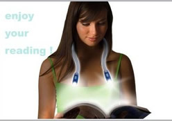 LED Handsfree Neck Around 