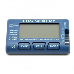 Hyperion EOS SENTRY Battery Checker