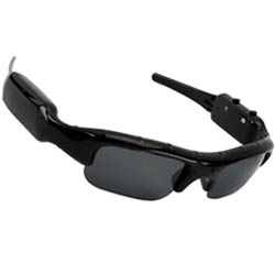 SunGlasses Ski Mini DVR Video Camera Glasses Security Action (No 