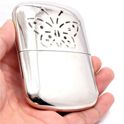 HANDWARMER Platinum Pocket Hand Warmer Heater Handy