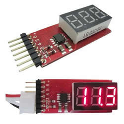 RC helicopter Lipo battery AKKU portable 