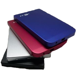 USB 2.0 Enclosure Case for Laptop 2.5 SATA Hard Drive
