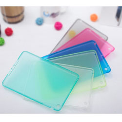 Translucent design silicon soft 