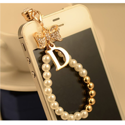 Gold plated bow 