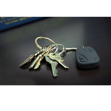 Linux Key Ring Fob